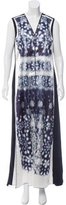 Marc Jacobs Printed Evening Dress