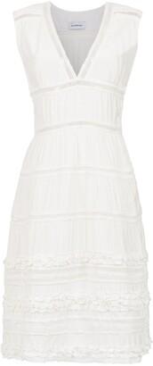 Olympiah Belvedere silk dress