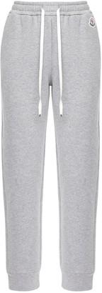 Moncler Cotton Jersey Track Pants
