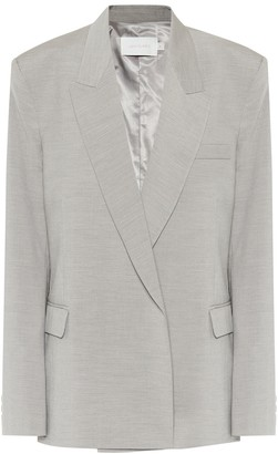 Low Classic Double-breasted blazer