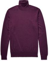 Lanvin - Merino Wool Rollneck Sweater