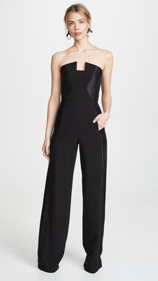 Black Halo Lena Jumpsuit