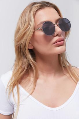 Pixie Metal Round Sunglasses