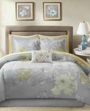 Madison Home USA Essentials Avalon 9-Pc. Queen Comforter Set Bedding