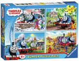 Ravensburger Thomas & Friends 4 x 42 Piece Puzzle