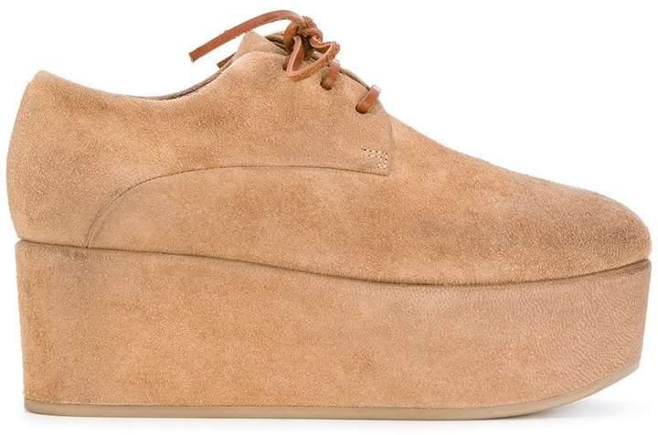 Marsèll platform desert shoes