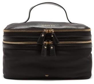Anya Hindmarch Vanity Kit Wash Bag - Black