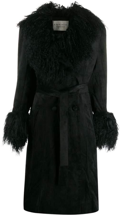 CHARLOTTE SIMONE Simone Penny coat
