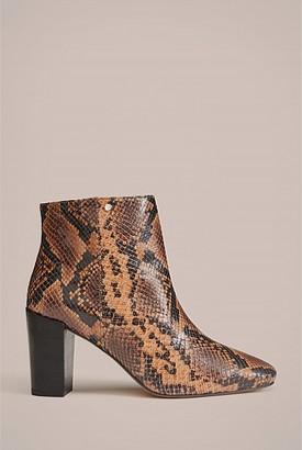 Witchery Isla Textured Boot