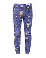 The Nightmare Before Christmas Nightmare Before Christmas Childrens/Girls Official Jack & Sally Leggings