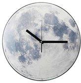 Kikkerland Moon Clock