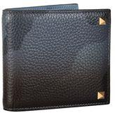 Valentino Camo Print Bifold Wallet
