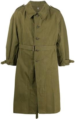 A.N.G.E.L.O. Vintage Cult 1950s Military Coat