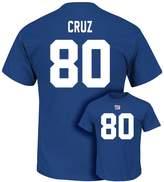 Majestic Men's New York Giants Victor Cruz Eligible Receiver Tee