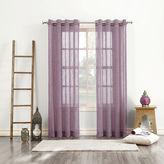 Asstd National Brand Delino Grommet-Top Curtain Panel