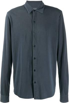 Majestic Filatures plain relaxed fit shirt