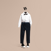 Burberry Wool Cord Trousers