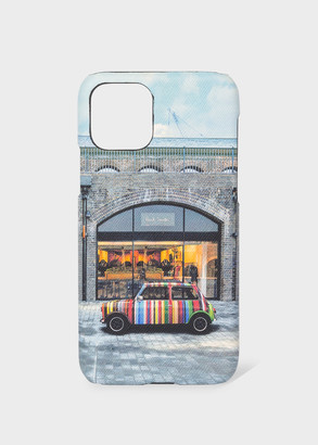'Mini Kings Cross' Print iPhone 11 Pro Case