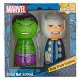 Disney Marvel Avengers Body Wash Buddies Thor & Hulk 2 pack