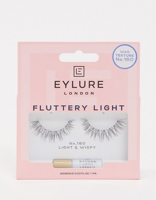 Eylure Lashes Texture/wispy 160