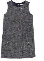 Brooks Brothers Wool Boucle Dress