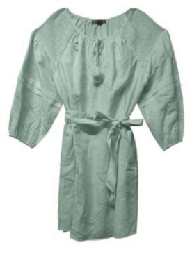 INC International Concepts Inc Tassel Tie Short Shift Dress, Created for Macy's