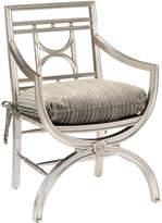 John-Richard Collection John Richard Cane Seat Armchair