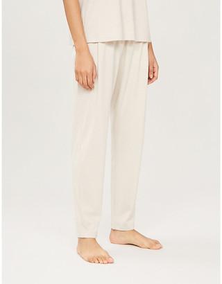 Hanro Cotton-blend pyjama trousers
