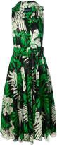 Samantha Sung wild leaves summer dress