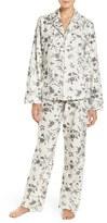Carole Hochman Women's Flannel Pajamas