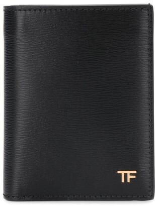 Tom Ford Bi-Fold Logo Wallet