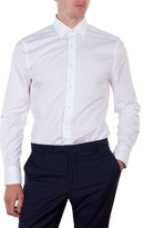 Hardy Amies Diamond Dobby Slim Fit Shirt
