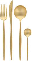 Moon Matt Gold Cutlery Set