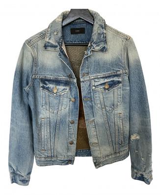 Alanui Blue Denim - Jeans Jackets
