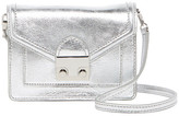 Loeffler Randall Mini Metallic Leather Crossbody/Fanny Pack