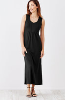 J. Jill Wearever V-Neck Maxi Dress