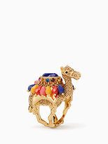 Kate Spade Spice things up camel ring