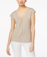 Max Mara Multih Draped T-Shirt