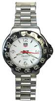 Tag Heuer Formula 1 Stainless Steel & White Dial Mens Watch