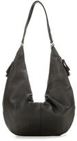 The Row Sling leather shoulder bag