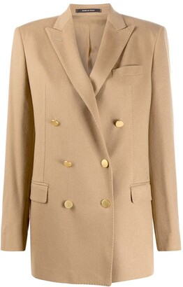 Tagliatore Double-Breasted Jacket