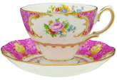 Royal Albert Lady Carlyle Teacup & Saucer Set