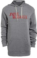 Rodarte 'J'Aime Rodarte' Heathered Hoodie (Nordstrom Exclusive)