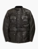 Belstaff Classic Tourist Trophy Jacket Antique Black