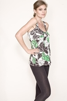 Sweetees Adena Top in Green
