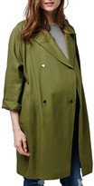 Topshop Duster Trench Coat (Maternity)