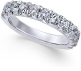 Macy's Diamond Band (3/4 ct. t.w.) in 14k White Gold