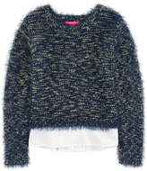 Derhy Kids Sweater with lurex