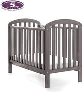 O Baby Obaby Lily Cot - Taupe Grey