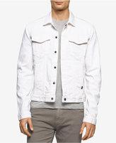 Calvin Klein Jeans Men's Beach Denim Jacket